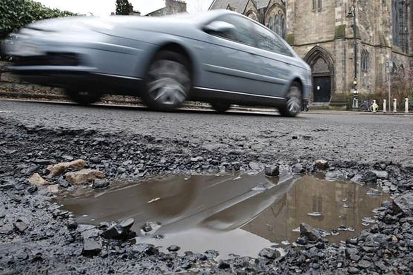 The Ins and Outs Of Potholes