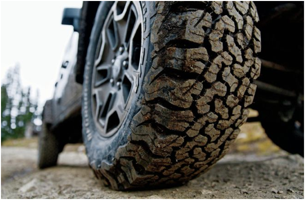 All You Need To Know About All-Terrain Tires