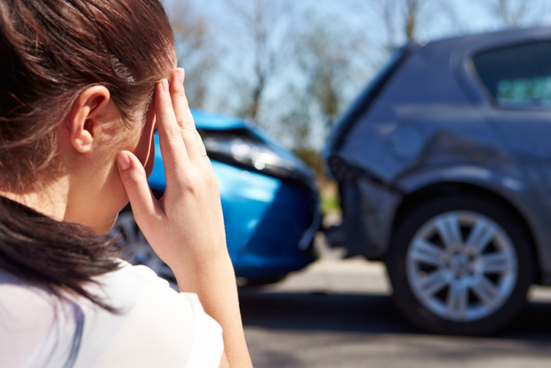 What To Do In A Car Accident When It's Not Your Fault